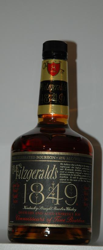 Bourbonenthusiast Com Bourbon Reviews Old Fitzgerald 1849