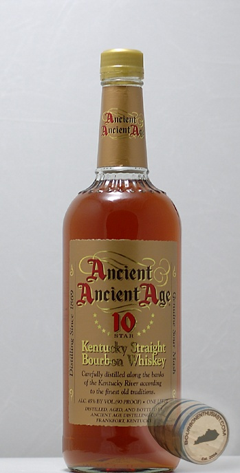 bc2f597cfa3 BourbonEnthusiast.com • Bourbon Reviews • Ancient Ancient Age 10 Star